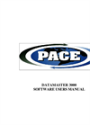 Pace Data Master - 3000 Data Acquisition & Control System Brochure