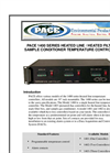 PACE - Model 1403 Heated Line Temperature Controller Brochure