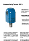 4319 Conductivity Sensor Brochure