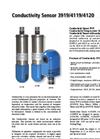 3919/4119/4120 D344 Conductivity Sensor Brochure