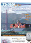 TD-5100 ECA - Scrubber Wash Water Overboard Discharge Monitor Datasheet