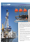 TDHI TurnerCIP - Clean-In-Place System for Oil in Water Monitors - Technical Data