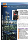 TDHI - Model EZ-A - Easy Access Falling Stream Flow Cell - Technical Data
