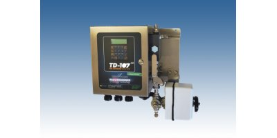TDHI - Model TD-107 5.0 - Oil Content Monitor