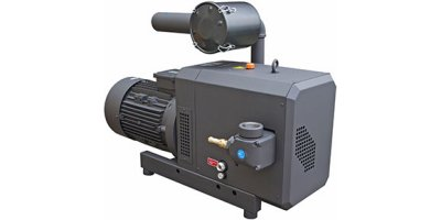 Model CA (5-50 HP) - Oil Less Rotary Claw Compressors
