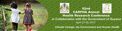62nd Caribbean Annual Health Research Conference