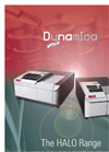 Halo - Model DB-20/DB-20S - High Performance Double Beam Spectrophotometer Brochure