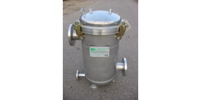 Model TYPE ST - Basket Strainer