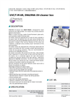 Model UVC/T-M-AR - DNA/RNA UV Cleaner Box Brochure