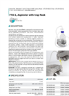 Model FTA-1 - Aspirator with Trap Flask- Brochure