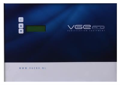 VGE - Model Pro UV INOX 40-76 - Compact UV-C Water Disinfection System