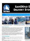 SafeDEflo - Automated DE Delivery System Brochure