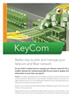 Version KeyAqua - Water and Sewage Utilities Network Information Software Brochure