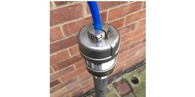 Pipepod - Model S - Leak Detection System for Small Diameter Service Pipes