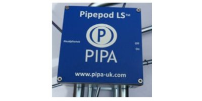 Pipepod - Model S - Leak Detection System for Diameter Water Pipes