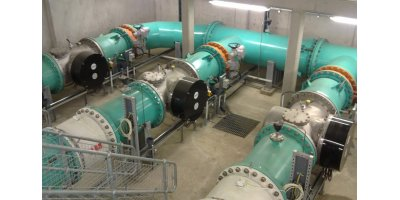 Ultraviolet disinfection systems for the UV drinking water treatment