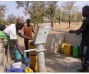 atg UV to Fund Borehole Drilling in Burkina Faso