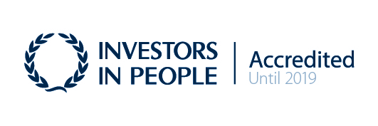 atg UV Technology are proud to retain investors in people accreditation