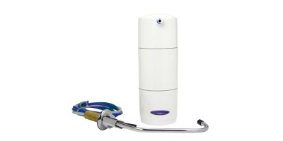 Crystal Quest - Model CQE-US-00300 - SMART Disposable Under Sink Water Filter System