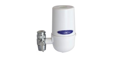 Crystal Quest - Model CQE-FM-00501 - Faucet Mount Water Filter System