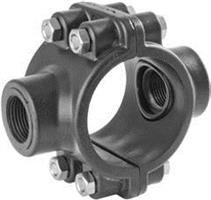 Biomicrobe Technology - Saddle clamb connector