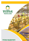Automated Bird Harvesting Cage Systems for Broilers Growing Brochure