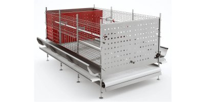 Cage Equipment for Breeders Housing