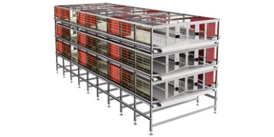 Enriched Colony Systems for Laying Hens