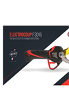 ELECTROCOUP - Model F3015 - Electric Pruning Shears Brochure