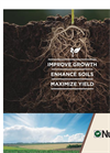 Nutricor™ - Liquid fertilizer - Brochure