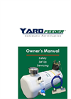 Yard Feeder - Eliminates Hit-and-miss Fertilize - Brochure