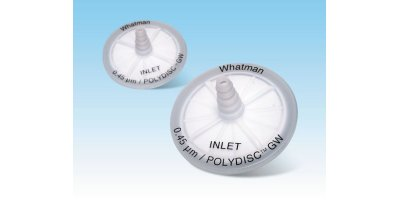 GE Whatman - Polydisc In-Line Filters, Ground Water