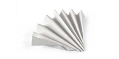 GE Whatman - Model Grade 2V - Qualitative Filter Papers, Fluted