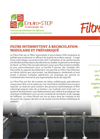 FILTRO-FLEX - Prefabricated Intermittent Recirculating Filter Module Brochure
