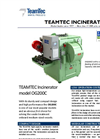 TeamTec - Model OG 200 - Incinerators Brochure