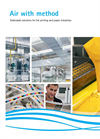 Ventilating and Air-Conditioning Plants- Brochure