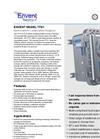 Model TFS1 - Gas Spectrometer Brochure