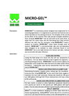 MICRO-GEL Bentonite for Micro-Tunneling and Tunneling - Brochure