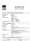 TRU-BORE Highly Concentrated Bentonite - Safety Data Sheet