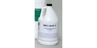 BREAKOUT - Used to Free Stuck Pipe