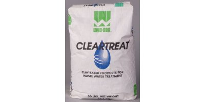 CLEARTREAT - Model 1000 Series - Clay-Based Agglomeration Material
