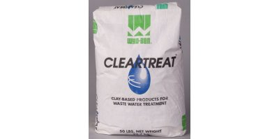 CLEARTREAT - Model 2000 Series - Clay-Based Products