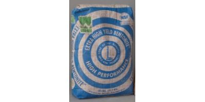 Extra High Yield Bentonite