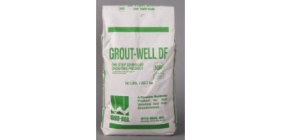 Model GROUT-WELL AND GROUT-WELL DF - Bentonite Grouting Material