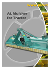Model AL - Flail Mulchers for Tractor Brochure