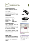 Model i1Pro - Portable Mini Spectral Photometer Brochure