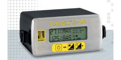 Gazomat Catex - Model 3-IR - Gas Detector