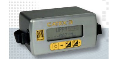 Gazomat CATEX - Model 3 - Gas Detection Device