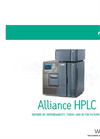 Alliance - HPLC System Brochure
