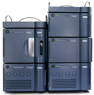 ACQUITY UPLC Systems with 2D Technologies